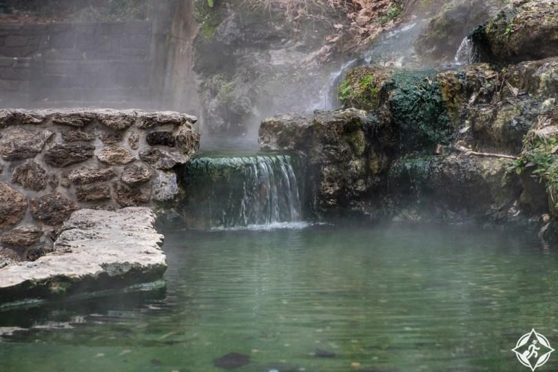أركنساس - حديقة الينابيع الساخنة الوطنية
