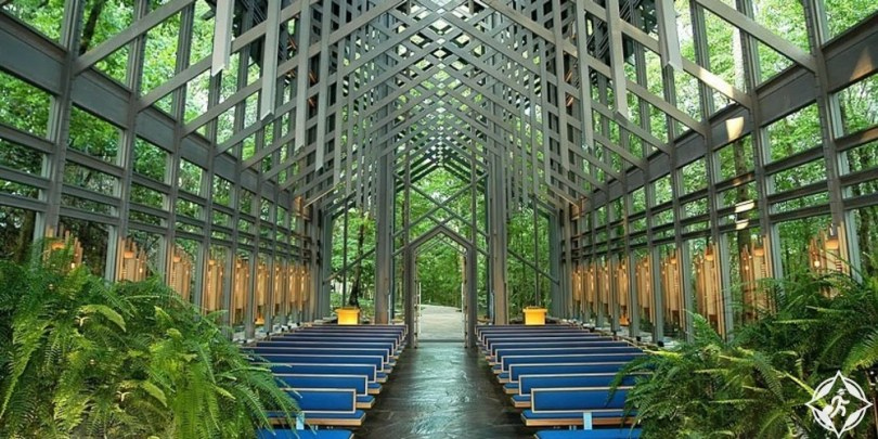 أركنساس - كنيسة ثورن كرو