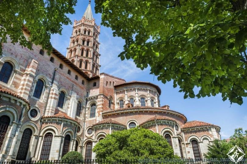 تولوز - كنيسة سانت سيرنين