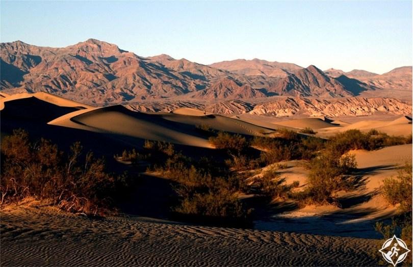 كاليفورنيا - حديقة وادي الموت الوطنية