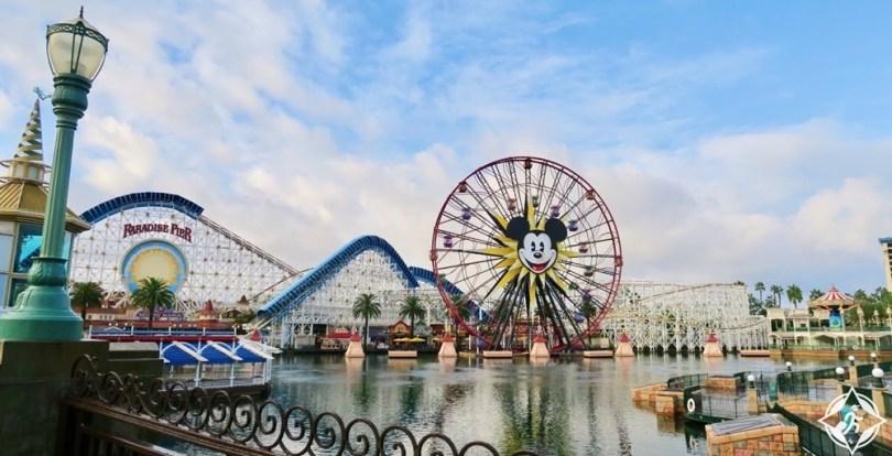 كاليفورنيا - ديزني لاند