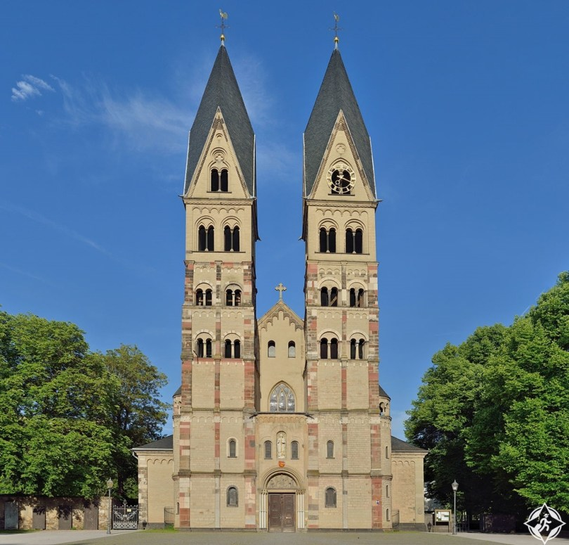 كوبلنز - كنيسة سانت كاستور