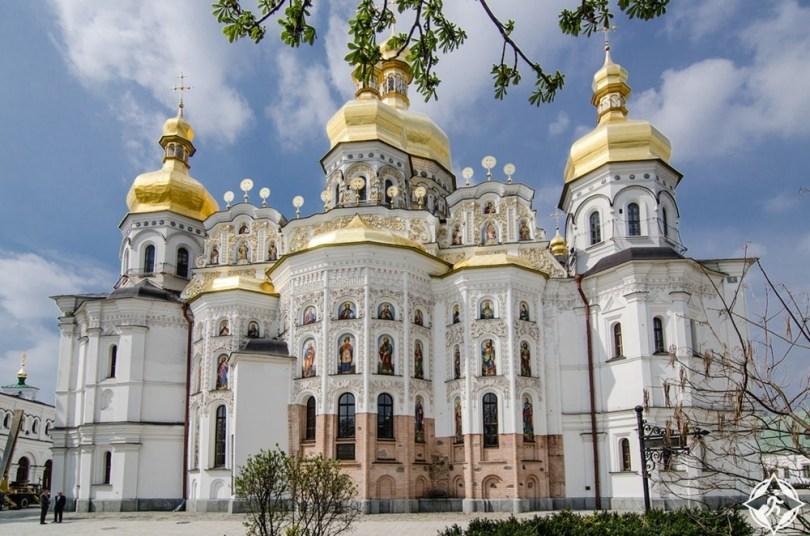 كييف - دير كييف بيشيرسك لافرا 2