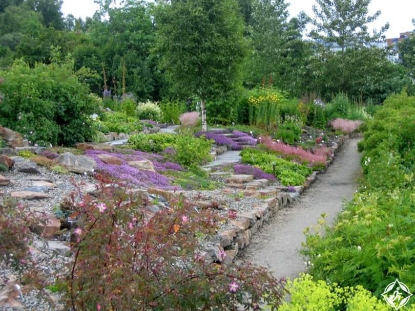 ترومسو - الحديقة النباتية