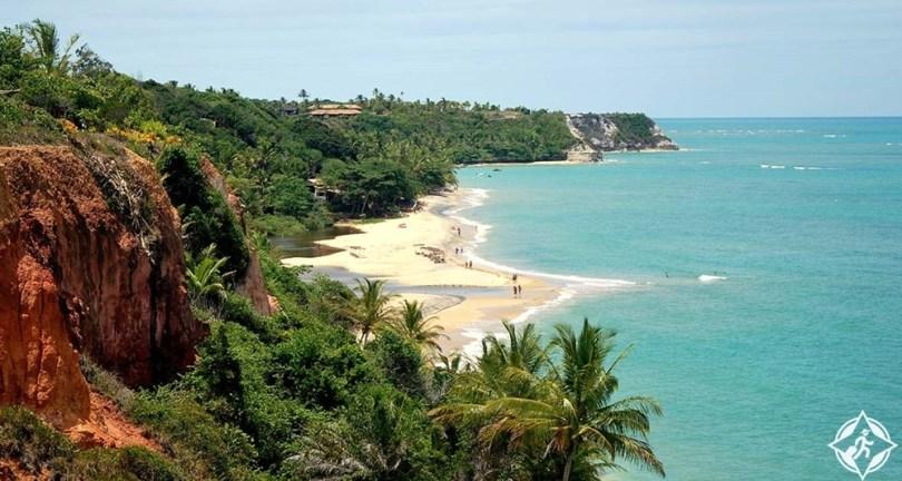 شواطئ البرازيل - شاطئ إسبيلهو