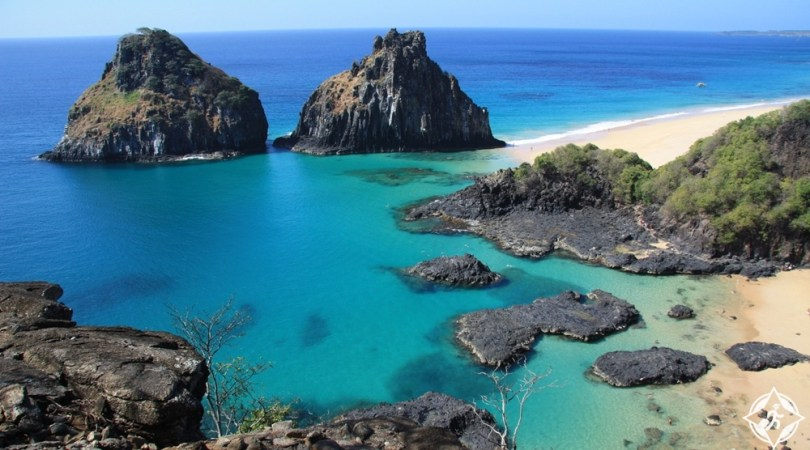شواطئ البرازيل - شاطئ سانشو