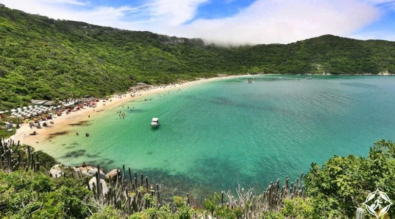 شواطئ البرازيل - شاطئ فورنو