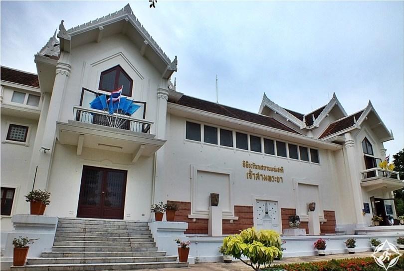 أيوتثايا - متحف تشاو سام فرايا الوطني