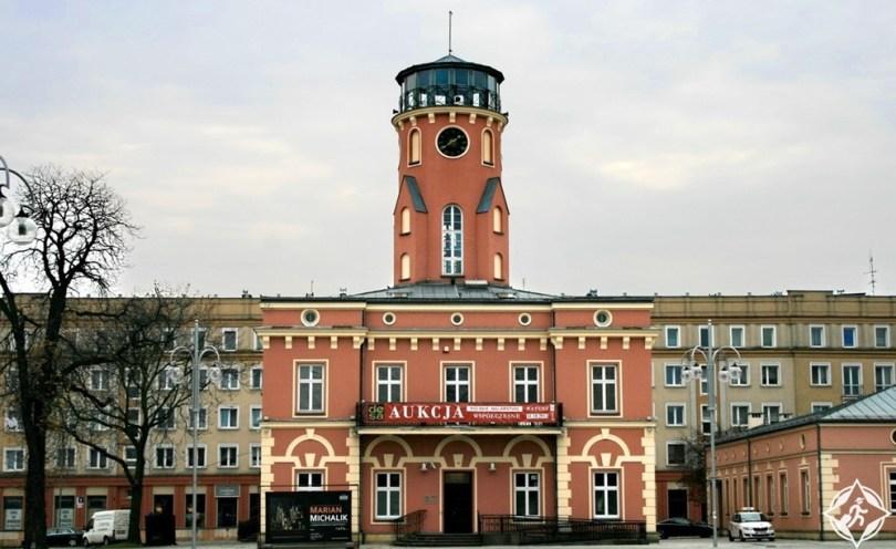 تشيستوخوفا - دار البلدية