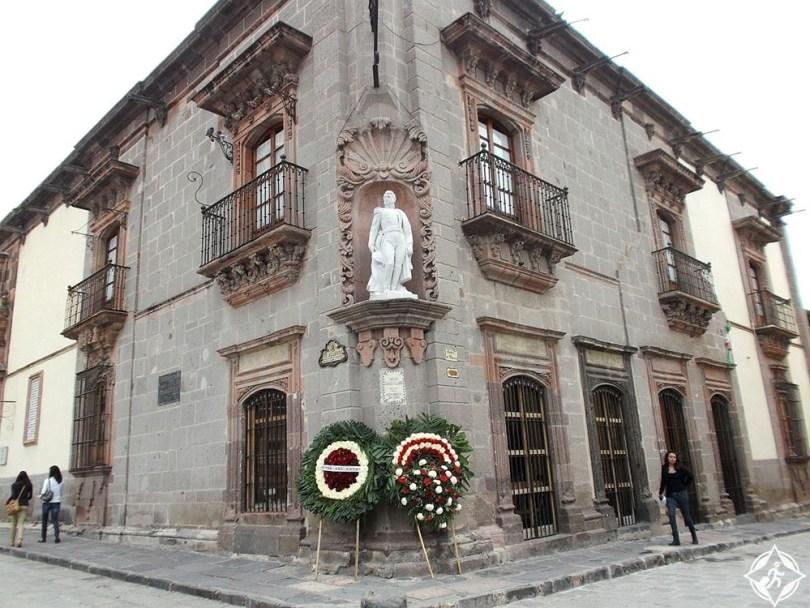 سان ميغيل دي الليندي - متحف منزل إيغناثيو الليندي