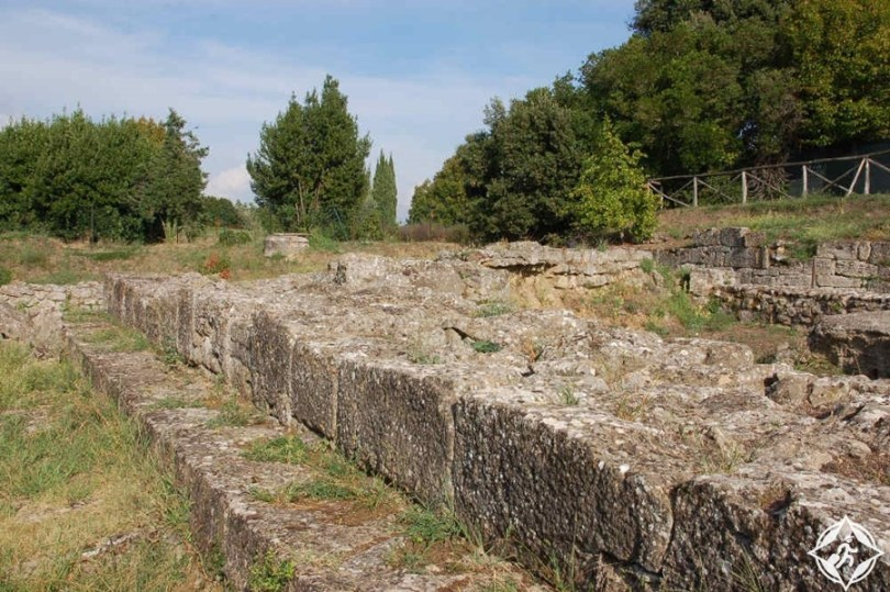 فولتيرا - الحديقة الأثرية