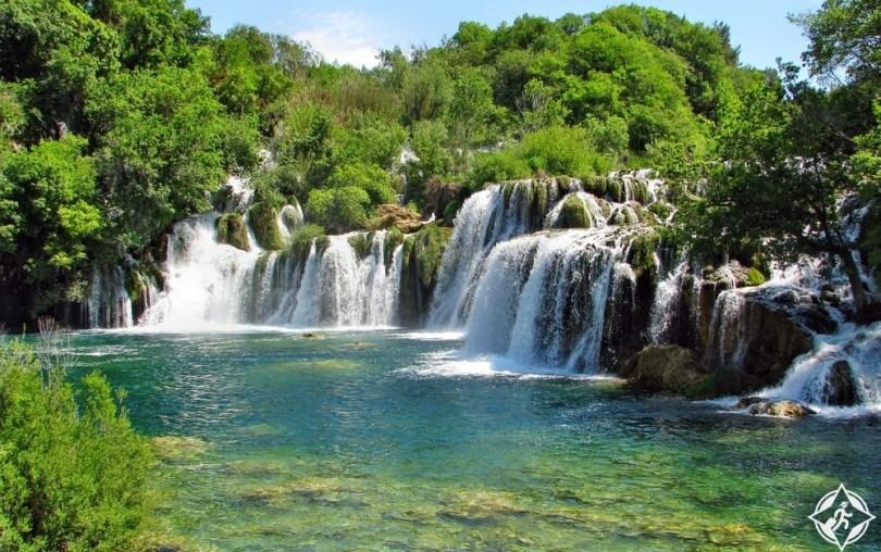 كرواتيا - شلال روسكي