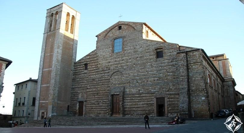 مونتيبولسيانو - الكاتدرائية