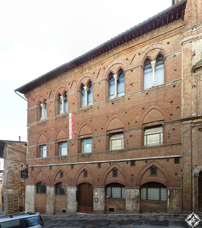 مونتيبولسيانو - متحف البلدية