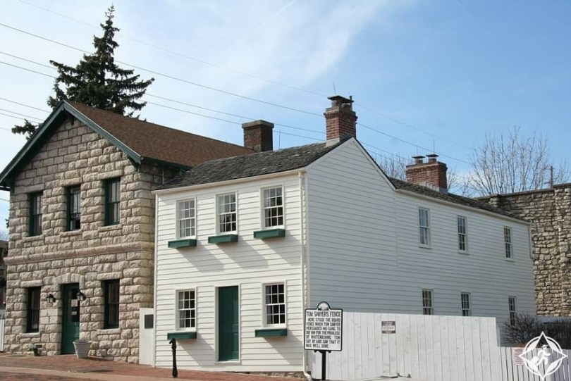 ميسوري - منزل ومتحف مارك توين