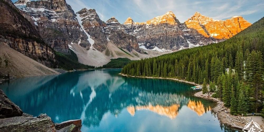 البحيرات في كندا - بحيرة الركام