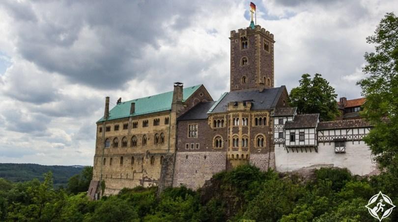 القلاع في ألمانيا - قلعة فارتبورغ
