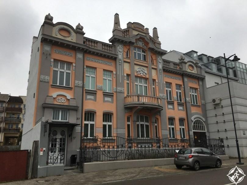 بياليستوك - المتحف التاريخي