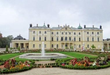 بياليستوك - قصر برانيكي
