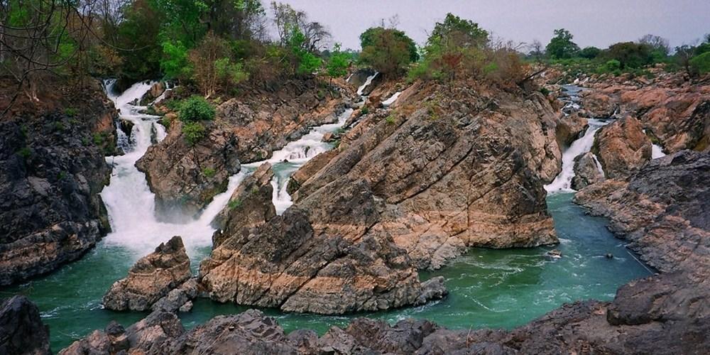 جزر سي فان دون - نهر ميكونغ