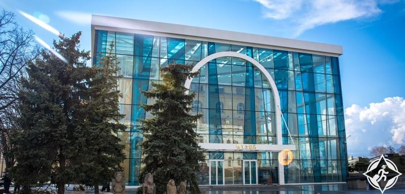 خاركيف - متحف خاركيف التاريخي