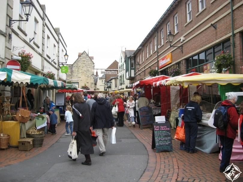 سترود - سوق سترود للمزارعين