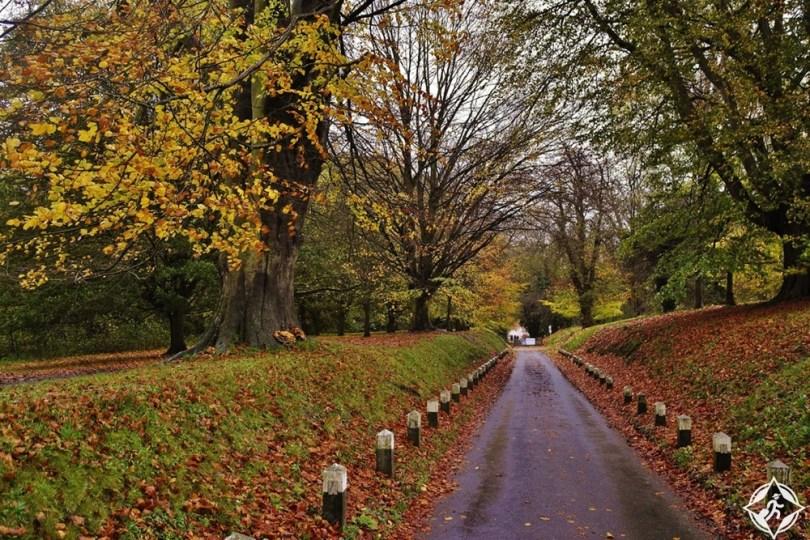 ميدستون - حديقة موت