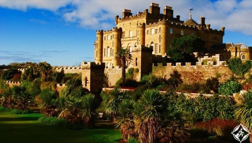 القلاع في اسكتلندا - قلعة كولزين