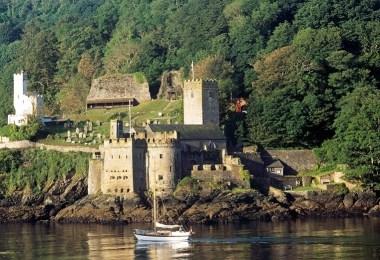 دارتموث - قلعة دارتموث