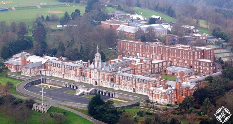 دارتموث - كلية دارتموث البحرية الملكية