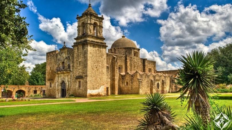 سان أنطونيو - حديقة بعثات سان انطونيو التاريخية الوطنية