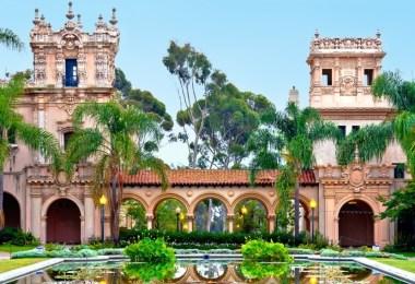 سان دييغو - حديقة بالبوا
