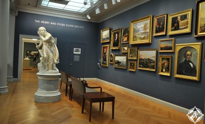 مانشستر - متحف كورير للفنون
