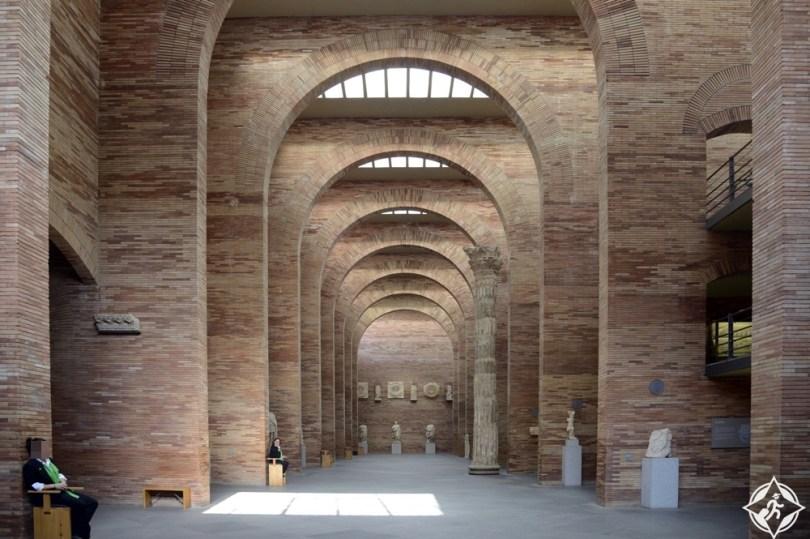 ميريدا - المتحف الوطني للفنون الرومانية