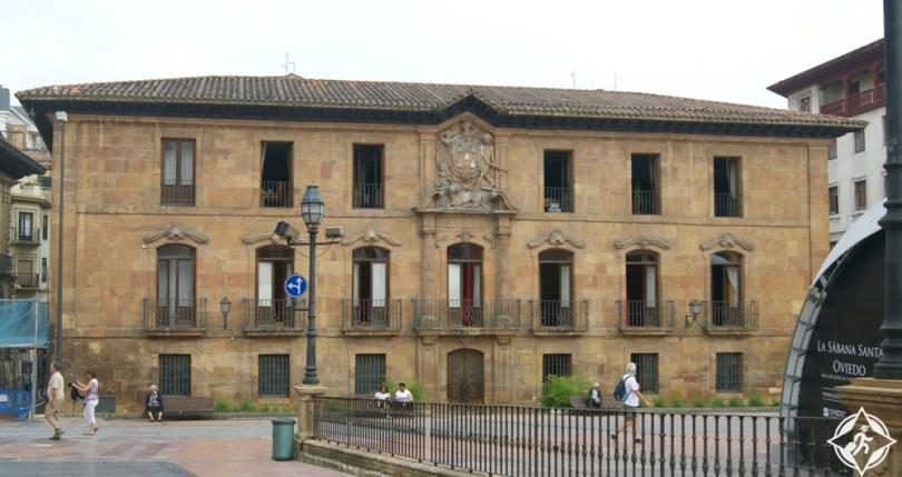 أوفييدو - قصر كامبوساجرادو