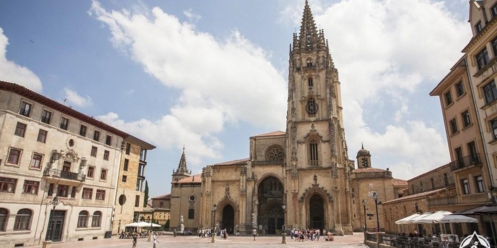 أوفييدو - كاتدرائية أوفييدو
