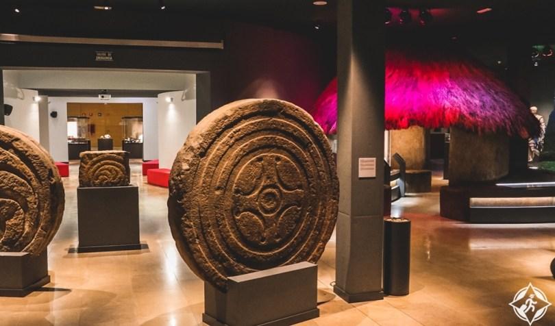 سانتاندر - متحف ما قبل التاريخ وعلم الآثار