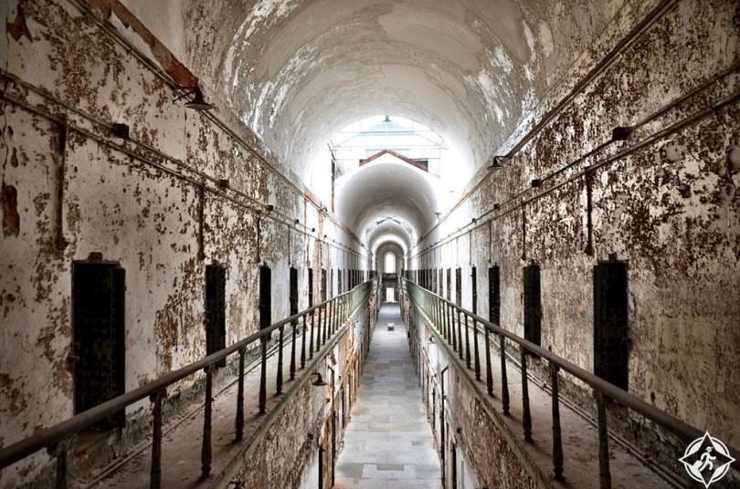 فيلادلفيا - سجن الولاية الشرقية
