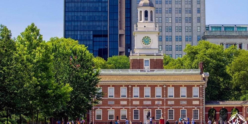 فيلادلفيا - قاعة الاستقلال