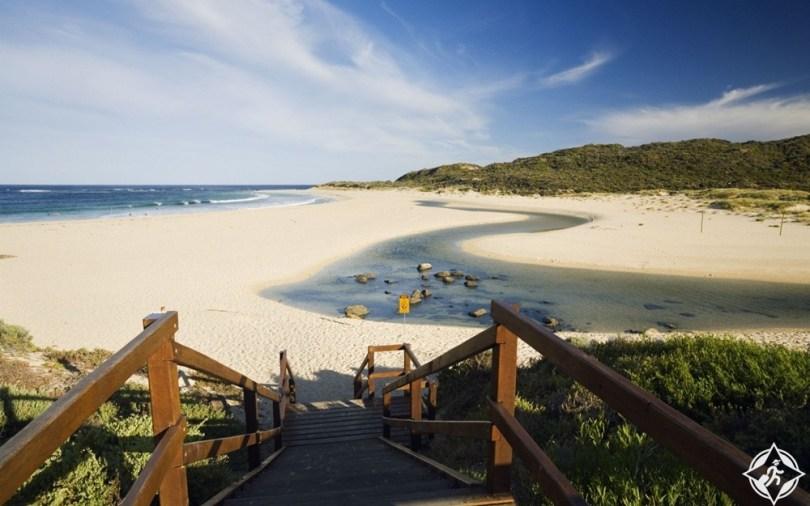 أستراليا الغربية - نهر مارغريت