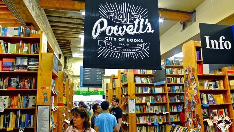 بورتلاند - باول سيتي للكتب