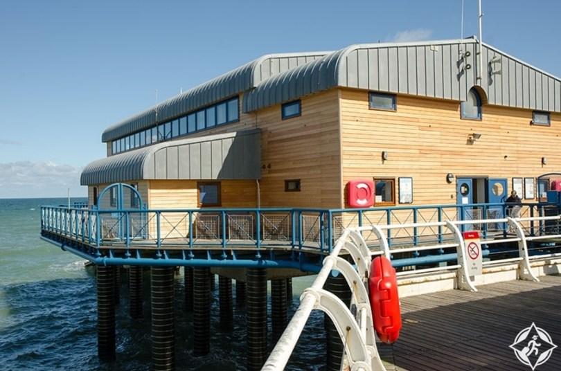 كرومر - محطة قارب النجاة في كرومر