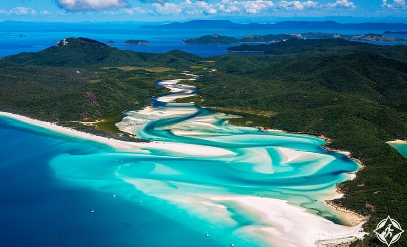 كوينزلاند - جزر وايتصنداي