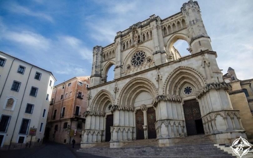 كوينكا - كاتدرائية سانتا ماريا لا مايور