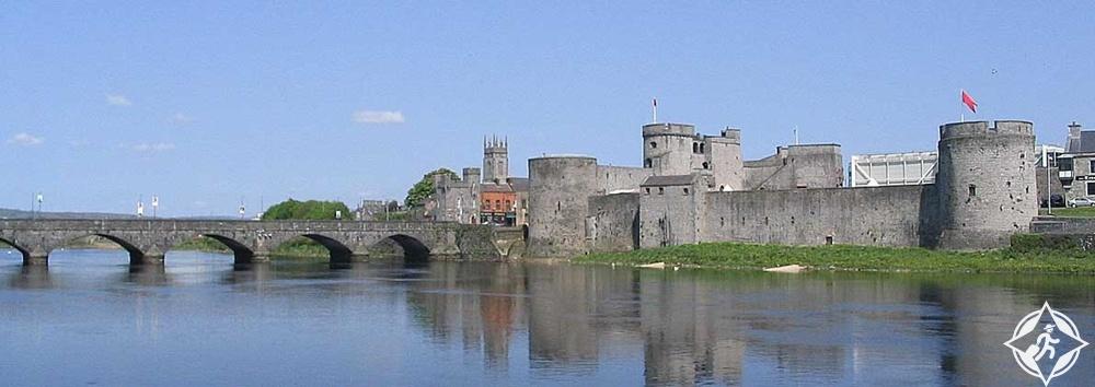 ليمريك - قلعة الملك جون