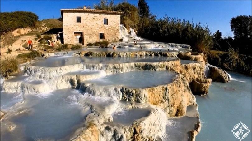الشلالات في ايطاليا - شلالات غوريلو
