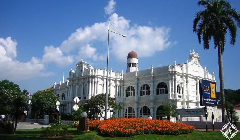 بينانج - متحف بينانج الحكومي ومعرض الفنون