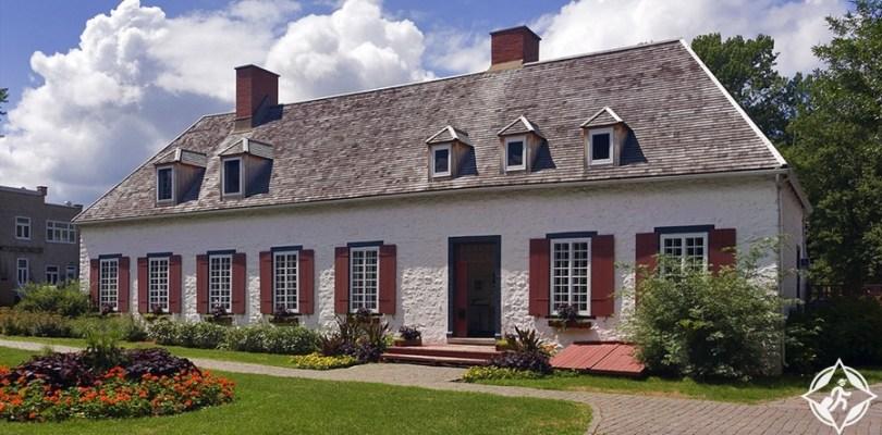 تروا ريفيير - قصر باوتشر دي نيفيرفيل الريفي