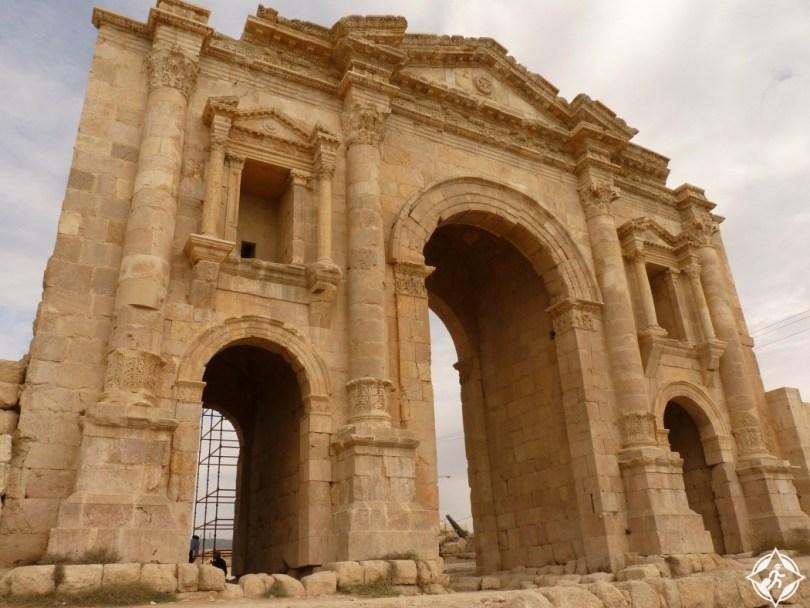 شهر العسل في الأردن