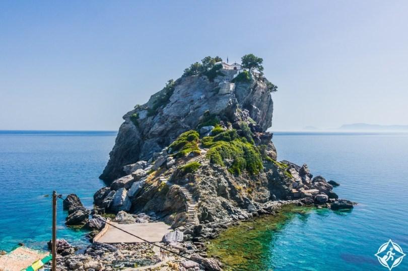 جزيرة سكوبيلوس - كنيسة أجيوس يوانيس